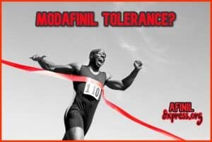 Modafinil Tolerance