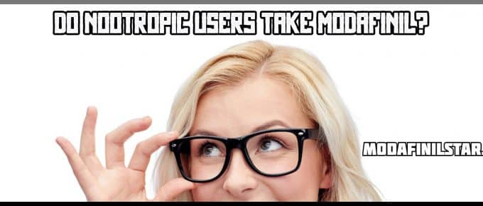 Do Nootropic Users Take Modafinil