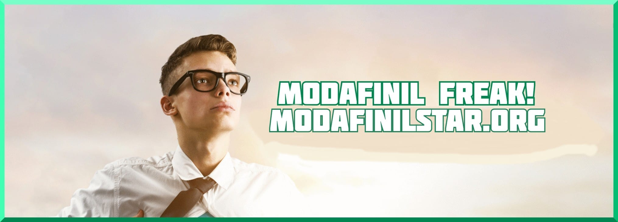 Modafinil-Freak