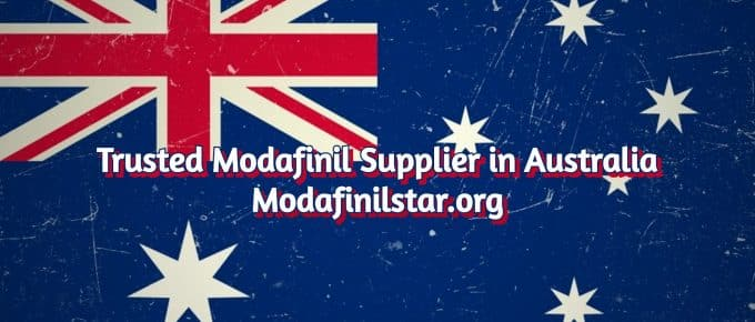 Trusted Modafinil supplier in australia