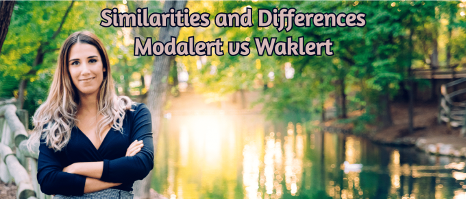 Modalert vs Waklert Similarities and Differences